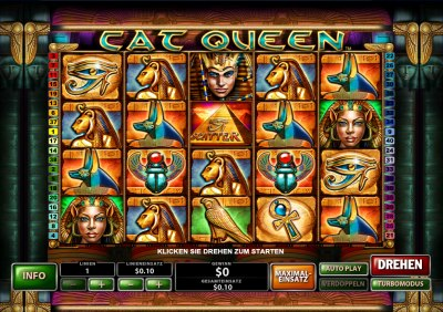 Der Slot Cat Queen