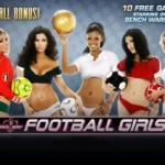 Den Slot Football Girls im Online Casino spielen