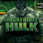 Der Spielautomat The Incredible Hulk im Europa Casino