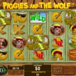 Der Slot Piggies and the Wolf im EuroGrand Onlinecasino